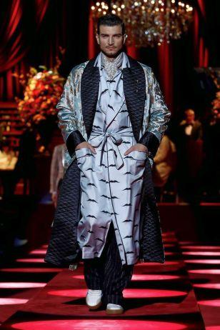 Dolce & Gabbana Menswear Fall Winter 2019 Milan39