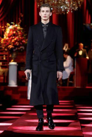 Dolce & Gabbana Menswear Fall Winter 2019 Milan45