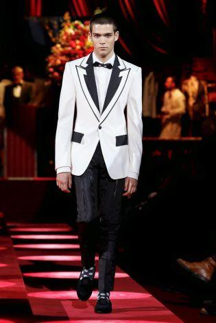 Dolce & Gabbana Menswear Fall Winter 2019 Milan48
