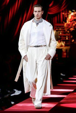 Dolce & Gabbana Menswear Fall Winter 2019 Milan49