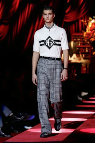 Dolce & Gabbana Menswear Fall Winter 2019 Milan5