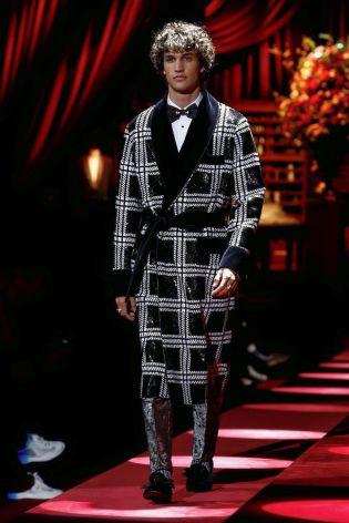 Dolce & Gabbana Menswear Fall Winter 2019 Milan56