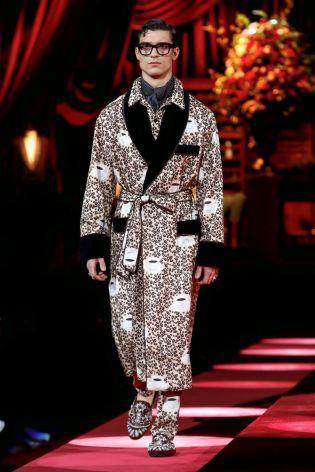 Dolce & Gabbana Menswear Fall Winter 2019 Milan61