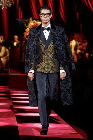 Dolce & Gabbana Menswear Fall Winter 2019 Milan67