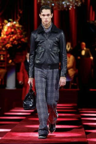 Dolce & Gabbana Menswear Fall Winter 2019 Milan68