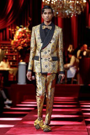 Dolce & Gabbana Menswear Fall Winter 2019 Milan70