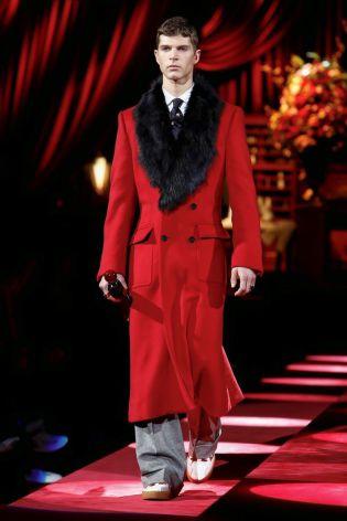 Dolce & Gabbana Menswear Fall Winter 2019 Milan71