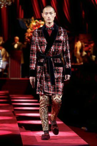 Dolce & Gabbana Menswear Fall Winter 2019 Milan72
