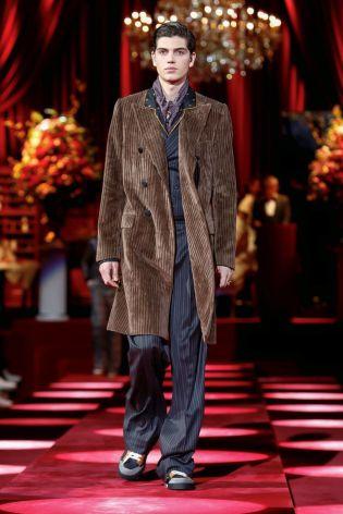 Dolce & Gabbana Menswear Fall Winter 2019 Milan76