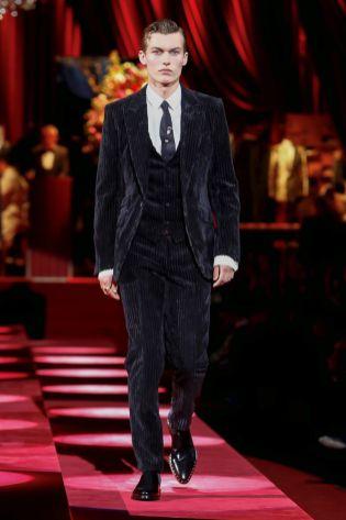 Dolce & Gabbana Menswear Fall Winter 2019 Milan77