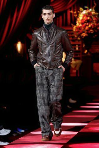 Dolce & Gabbana Menswear Fall Winter 2019 Milan78