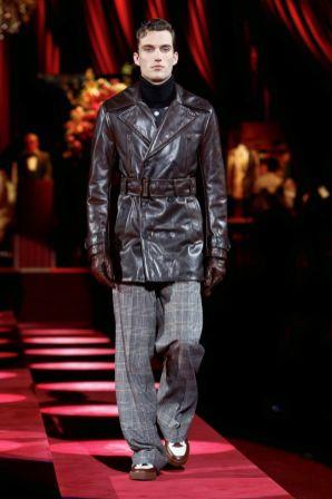 Dolce & Gabbana Menswear Fall Winter 2019 Milan81