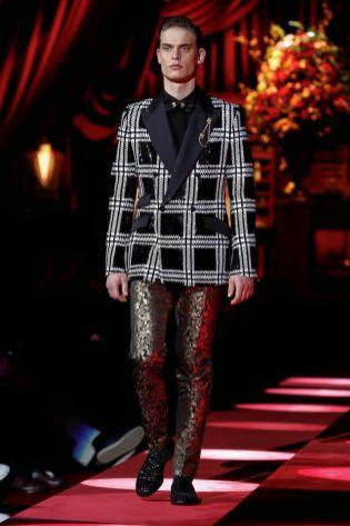 Dolce & Gabbana Menswear Fall Winter 2019 Milan90