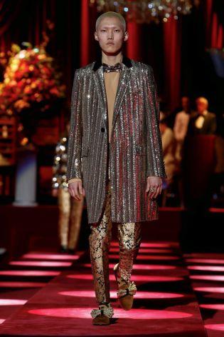 Dolce & Gabbana Menswear Fall Winter 2019 Milan97