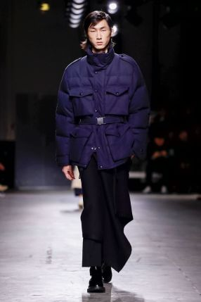Dries Van Noten Menswear Fall Winter 2019 Paris13