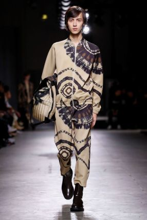 Dries Van Noten Menswear Fall Winter 2019 Paris15