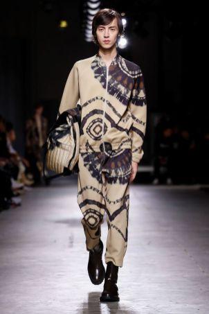 Dries Van Noten Menswear Fall Winter 2019 Paris15