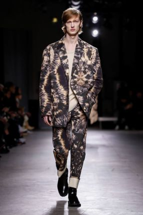 Dries Van Noten Menswear Fall Winter 2019 Paris17