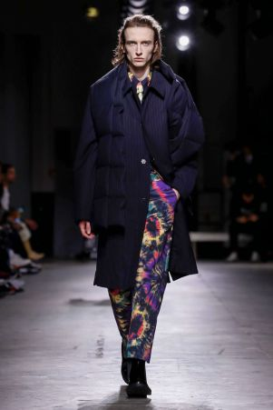 Dries Van Noten Menswear Fall Winter 2019 Paris28
