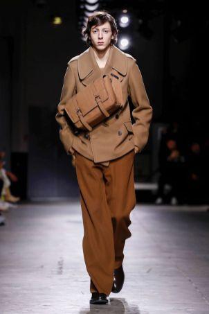 Dries Van Noten Menswear Fall Winter 2019 Paris5