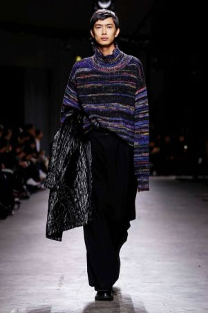 Dries Van Noten Menswear Fall Winter 2019 Paris54