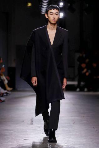 Dries Van Noten Menswear Fall Winter 2019 Paris57