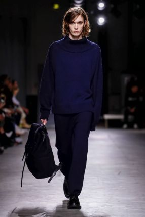 Dries Van Noten Menswear Fall Winter 2019 Paris9