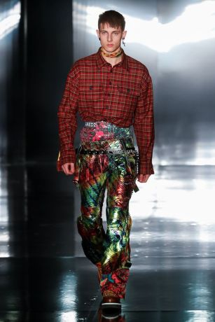 Dsquared2 Men & Women Fall Winter 2019 Milan13