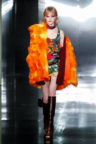 Dsquared2 Men & Women Fall Winter 2019 Milan15