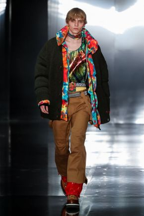Dsquared2 Men & Women Fall Winter 2019 Milan16