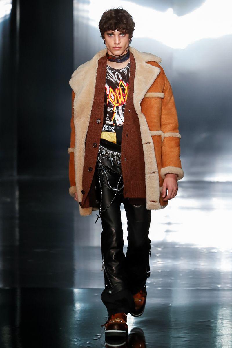 1fa2d2823 Dsquared2 Men & Women Fall/Winter 2019 Milan - Fashionably Male