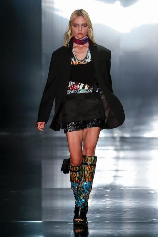 Dsquared2 Men & Women Fall Winter 2019 Milan48