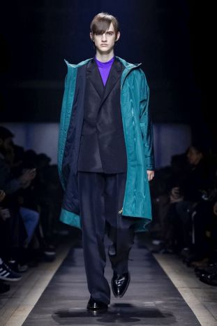 Dunhill Menswear Fall Winter 2019 Paris18