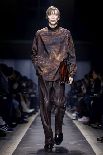 Dunhill Menswear Fall Winter 2019 Paris39