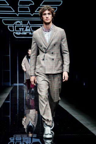 Emporio Armani Menswear Fall Winter 2019 Milan102