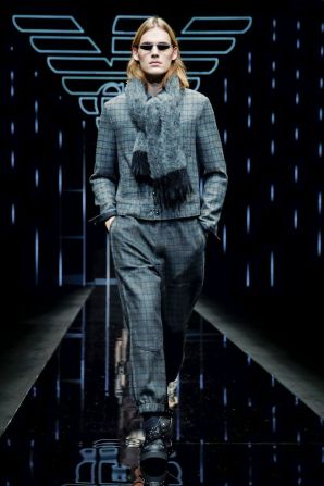 Emporio Armani Menswear Fall Winter 2019 Milan104