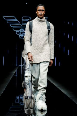 Emporio Armani Menswear Fall Winter 2019 Milan115
