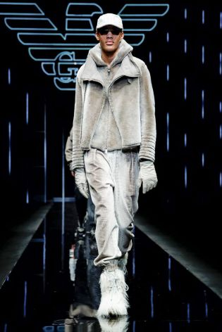 Emporio Armani Menswear Fall Winter 2019 Milan116