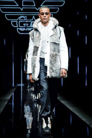 Emporio Armani Menswear Fall Winter 2019 Milan117