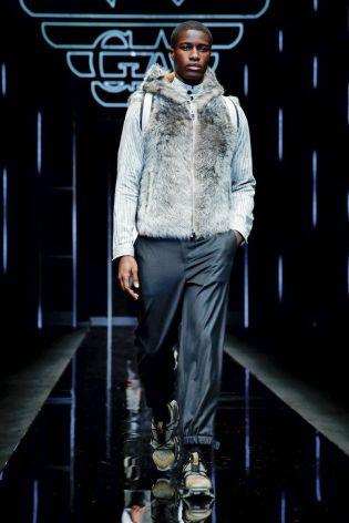 Emporio Armani Menswear Fall Winter 2019 Milan120