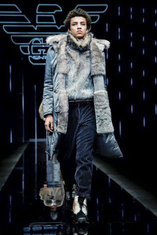 Emporio Armani Menswear Fall Winter 2019 Milan121
