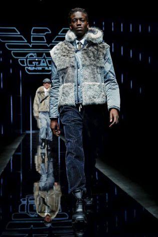 Emporio Armani Menswear Fall Winter 2019 Milan123
