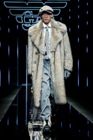 Emporio Armani Menswear Fall Winter 2019 Milan124