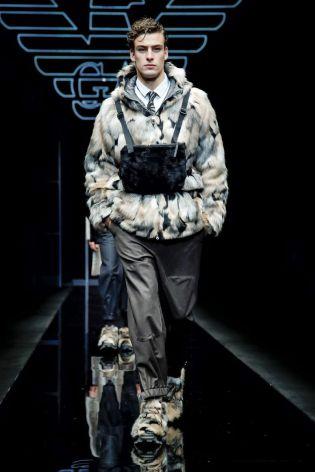 Emporio Armani Menswear Fall Winter 2019 Milan125