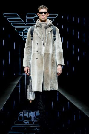 Emporio Armani Menswear Fall Winter 2019 Milan127