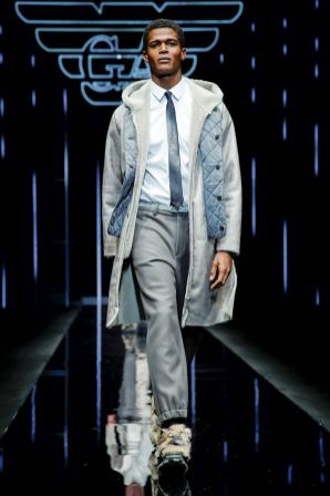 Emporio Armani Menswear Fall Winter 2019 Milan128