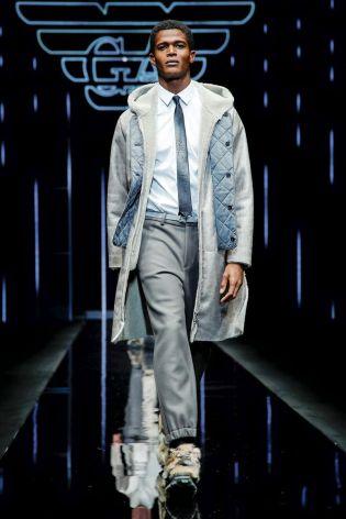 Emporio Armani Menswear Fall Winter 2019 Milan128