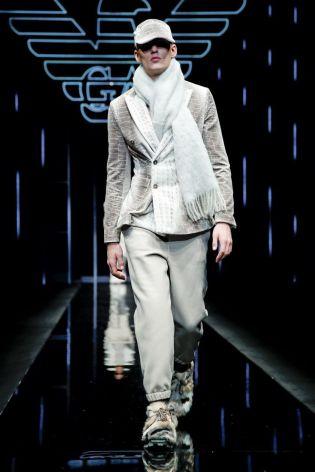Emporio Armani Menswear Fall Winter 2019 Milan130