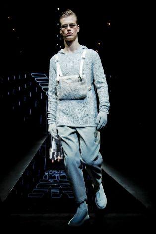 Emporio Armani Menswear Fall Winter 2019 Milan135
