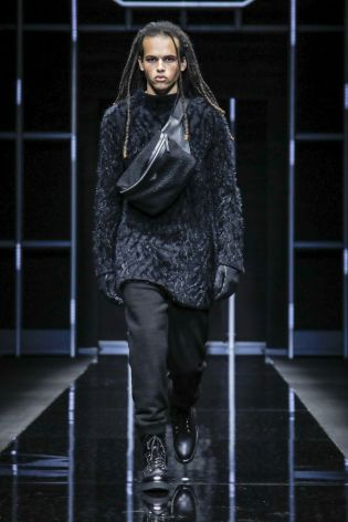 Emporio Armani Menswear Fall Winter 2019 Milan139